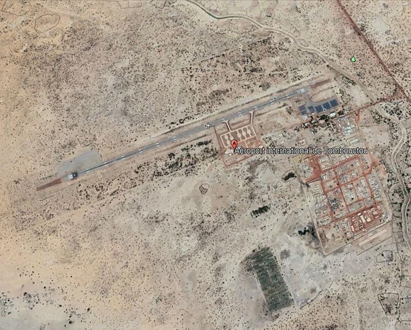 L'aéroport de Tombouctou attaqué par les individus armés  Image320