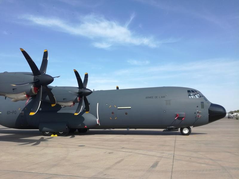 Un premier vol expérimental du C-130J vers la BSS Img_2026