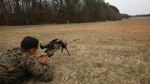 Le Mk13 Mod 7 le nouveau fusil de précision pour l'US MARSOC Mk13mo11