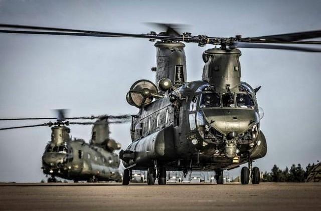 Des hélicos britanniques pour l'opération Barkhane au Sahel Previe10
