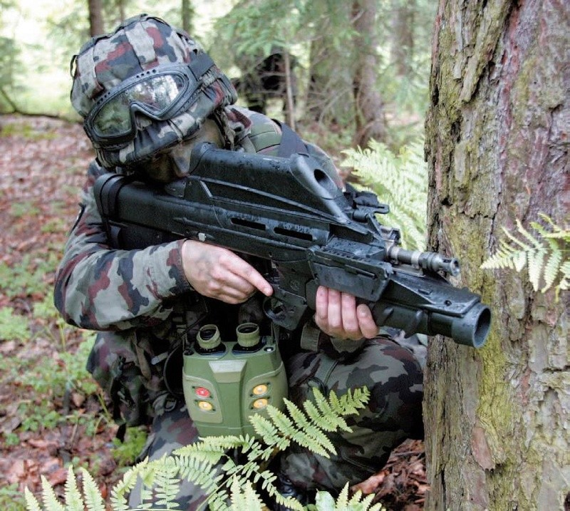 L'armée slovène échoue aux tests d'aptitude de l'Otan Pripad10