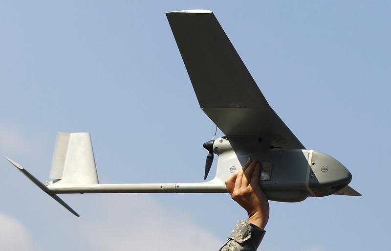 Des drones Raven pour l'armée luxembourgeoise Raven10