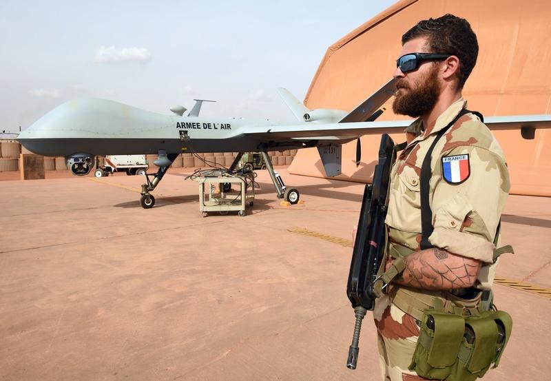 Les drones Reaper, pour renseigner et agir au Sahel Repaer10