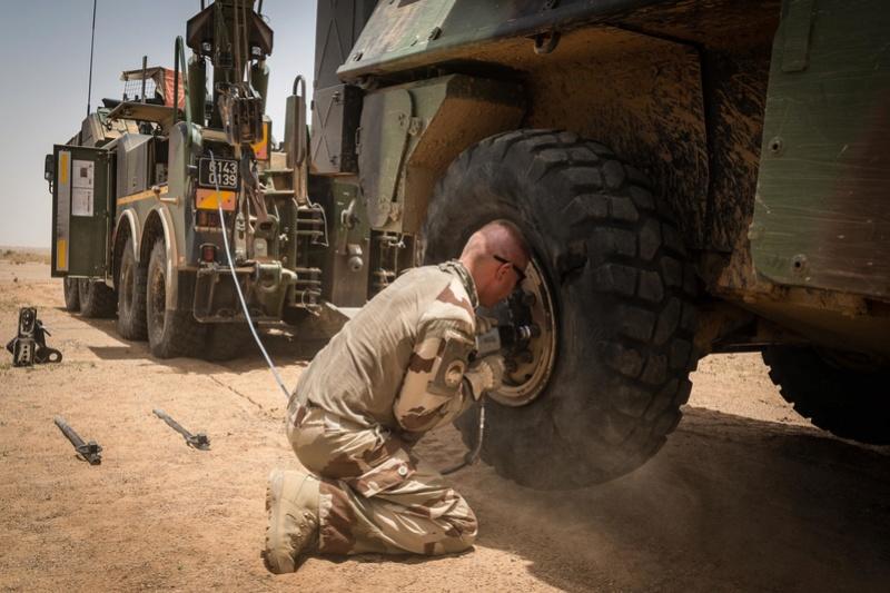 Les hommes de l'ombre de l'opération Barkhane au Mali Saraka10