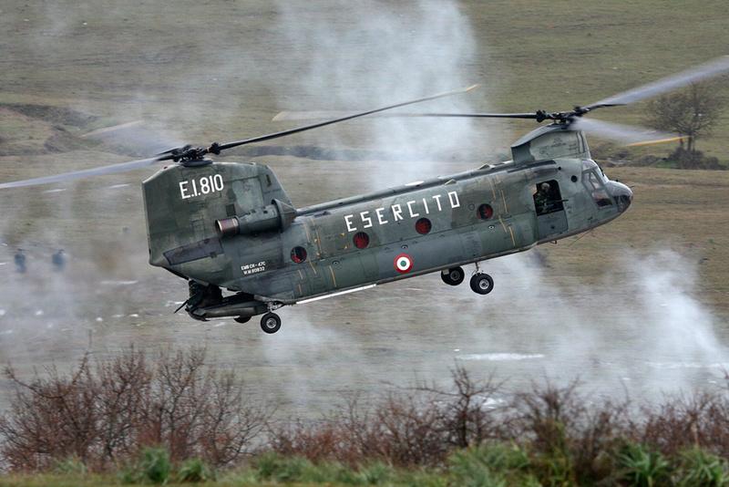 Des hélicos britanniques pour l'opération Barkhane au Sahel Tuscia10