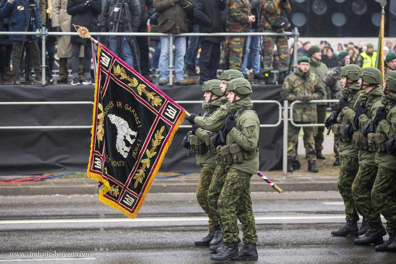 Les premiers Boxer pour l'armée lituanienne Vilkas11