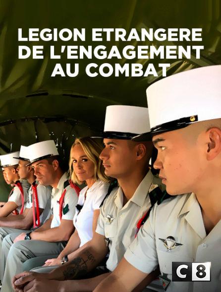 """Replay C8 """"Légion étrangère : de l'engagement au combat"""" Waterm10"""