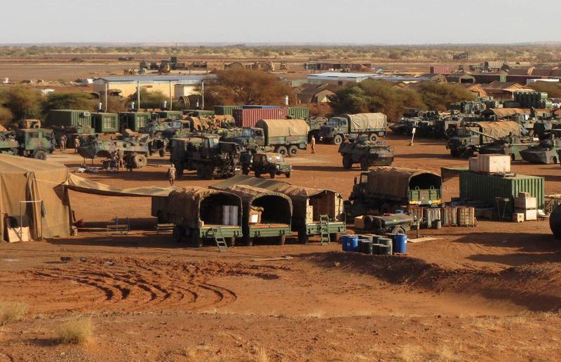 Le GT-LOG assure le soutien de l'opération Koufra Zone-t10