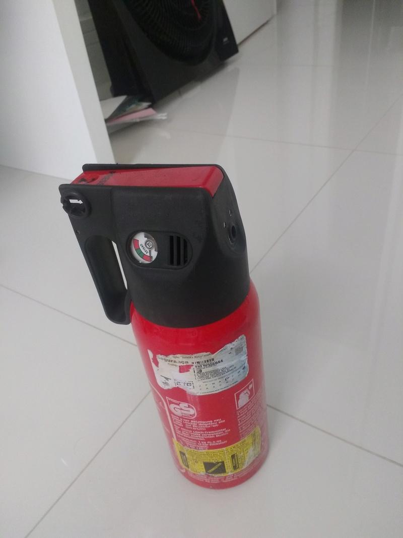 Vendo extintor Gloria W203 R$ 120,00 Img_2010