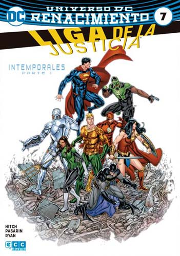 [ECC Argentina] DC Comics 00714