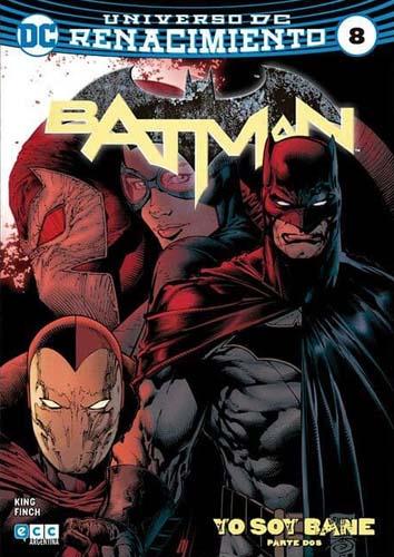 [ECC Argentina] DC Comics 00813