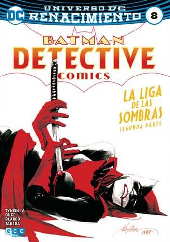 [ECC Argentina] DC Comics 00814