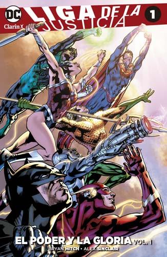 12 - [DC - Clarín] Liga de la Justicia 0111