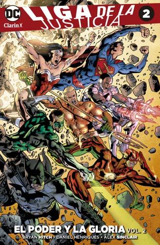 12 - [DC - Clarín] Liga de la Justicia 0215