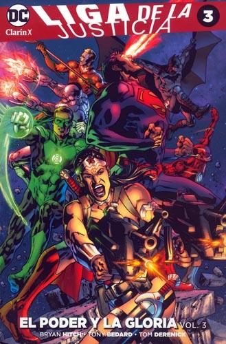 [DC - Clarín] Liga de la Justicia 0316