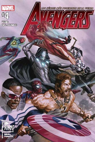 [OVNI Press] Marvel Comics y otras - Página 6 0421