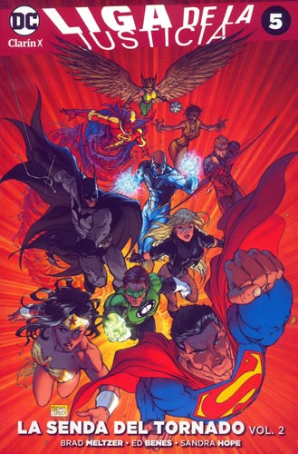 12 - [DC - Clarín] Liga de la Justicia 05a10