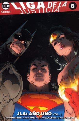12 - [DC - Clarín] Liga de la Justicia 06a10