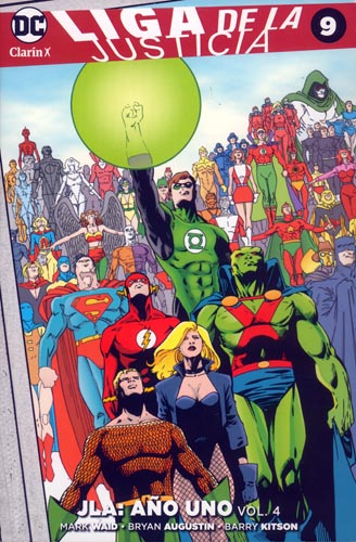 12 - [DC - Clarín] Liga de la Justicia 09a10