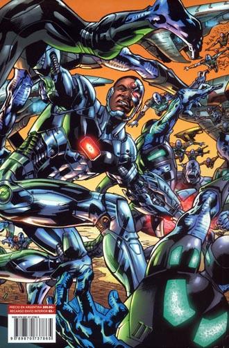 12 - [DC - Clarín] Liga de la Justicia 09b11