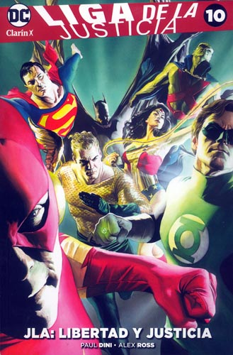 12 - [DC - Clarín] Liga de la Justicia 10a10