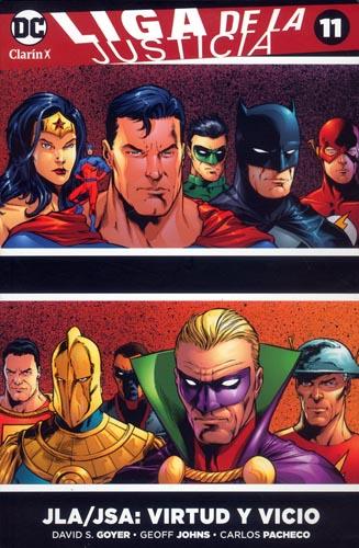 03-04 - [DC - Clarín] Liga de la Justicia 11a10