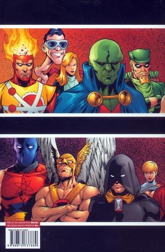 12 - [DC - Clarín] Liga de la Justicia 11b10