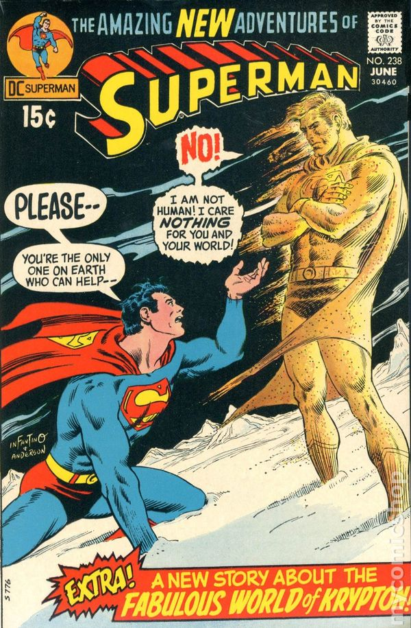 [DC Comics] Superman: Discusión General - Página 17 12722510