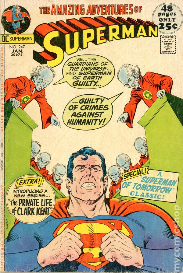 [DC Comics] Superman: Discusión General - Página 17 12974910