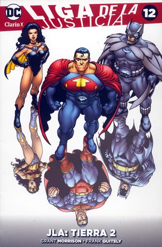 12 - [DC - Clarín] Liga de la Justicia 12a10
