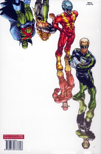 12 - [DC - Clarín] Liga de la Justicia 12b10