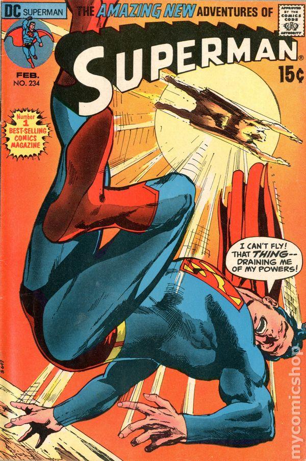 [DC Comics] Superman: Discusión General - Página 17 13044710