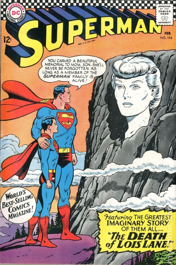 [DC Comics] Superman: Discusión General - Página 17 13078310