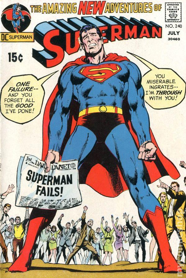 [DC Comics] Superman: Discusión General - Página 17 13078511