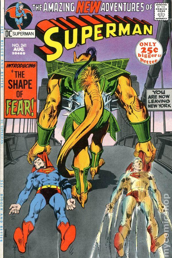 [DC Comics] Superman: Discusión General - Página 17 13078610