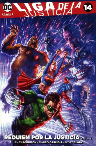 12 - [DC - Clarín] Liga de la Justicia 14a10