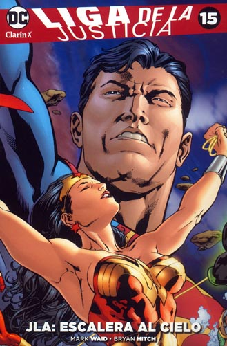 12 - [DC - Clarín] Liga de la Justicia 15a10