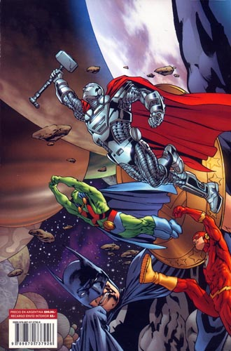 12 - [DC - Clarín] Liga de la Justicia 15b10
