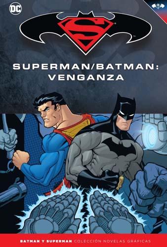 [DC - Salvat] Batman y Superman: Colección Novelas Gráficas 23_sup10