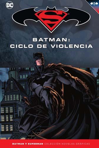 [DC - Salvat] Batman y Superman: Colección Novelas Gráficas 24_bat10