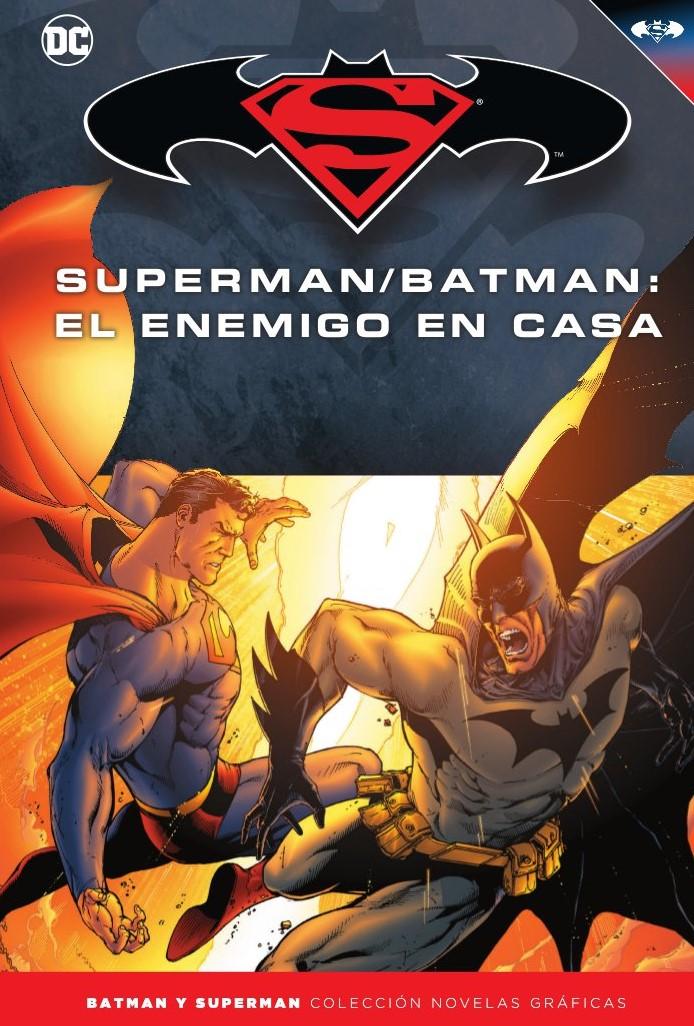 [DC - Salvat] Batman y Superman: Colección Novelas Gráficas 25_sup10