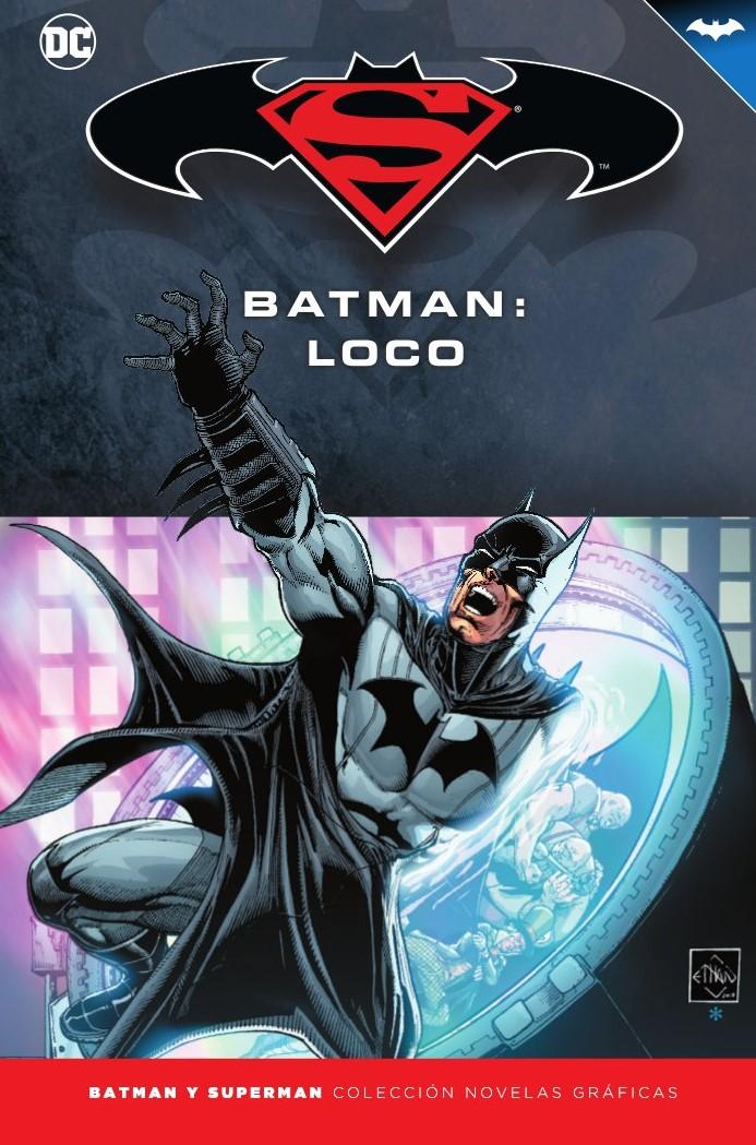 [DC - Salvat] Batman y Superman: Colección Novelas Gráficas 26_bat10