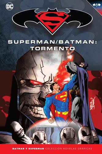 [DC - Salvat] Batman y Superman: Colección Novelas Gráficas 27_sup10