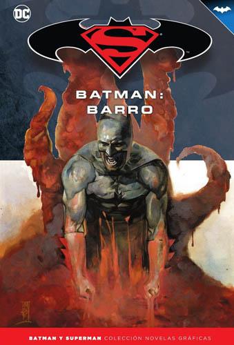 [DC - Salvat] Batman y Superman: Colección Novelas Gráficas 28_bat10