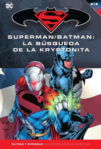 [DC - Salvat] Batman y Superman: Colección Novelas Gráficas 29_sup10