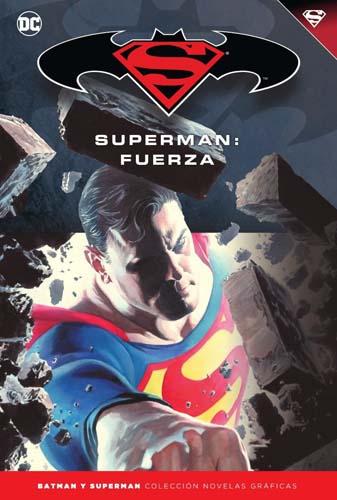 [DC - Salvat] Batman y Superman: Colección Novelas Gráficas 30_sup10