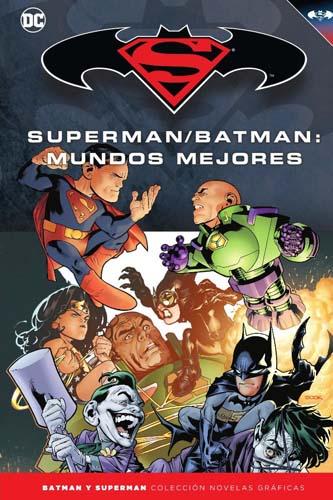 [DC - Salvat] Batman y Superman: Colección Novelas Gráficas 31_sup10