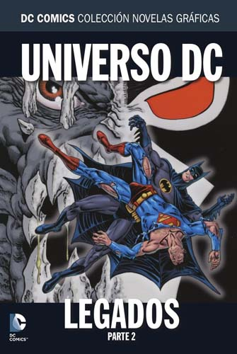 411 - [DC - Salvat] La Colección de Novelas Gráficas de DC Comics  46_leg10