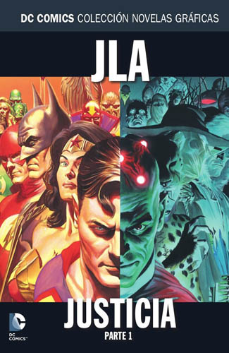 551 - [DC - Salvat] La Colección de Novelas Gráficas de DC Comics  48_jus10