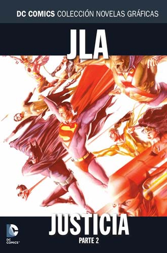 201 - [DC - Salvat] La Colección de Novelas Gráficas de DC Comics  49_jus10